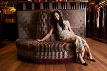 Hong Kong, Andrew Rowat, Chinese-American, HK, Joanne Ooi, Lan Kwai Fong, Portrait,