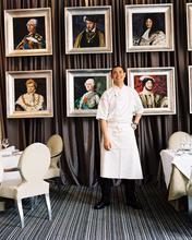 China, Shanghai, Andre Chiang, Portrait, Sens & Bund, chef, restaurant, King's