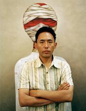 China, Beijing, Tibetan artists, Artists, Contemporary Art, portrait, Norbu Tsering,