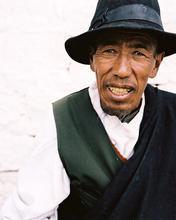 China, Lhasa, portrait, Tibet, Potola Palace, Travel + Leisure Australia, TLAU, Assignment,