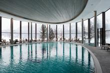 Badrutt's Hotel, St. Moritz.