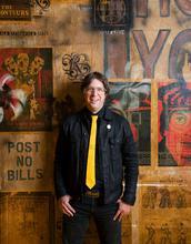 Ben Swank, Co-Founder Third Man Records, Nashville.