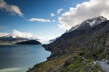 Glacier Grey, Torres del Paine National Park, Patagonia, Chile.