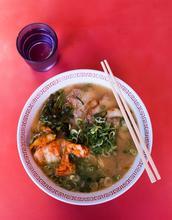 Japan, Osaka, dotonbori, ramen, food, street food, osaka