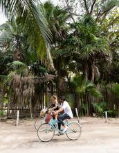 Mexico, Tulum, travel, experience, tulum, bicycles, road, trendy