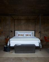 Mexico, Valle de Guadalupe, hotel, luxury, casa 8, bruma, interiors