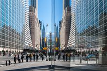 New York, Specular Reflection