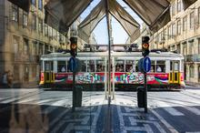 Lisbon, Lisbona, Portogallo, Portugal, Specular Reflection