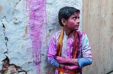 Barsana, Holi Festival, India