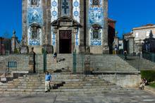 Igreja de Santo Ildefonso, Oporto, Porto, Portogallo, Portugal