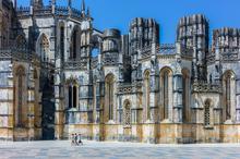 Mosteiro Batalha (Abazia Santa Maria da Vitoria), Portogallo, Portugal