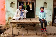 India, Portrait