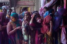 India, Vrindavan, Holi Festival, Vindravan