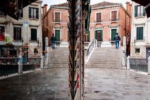 City, Reflections, Specular Reflection, Venezia