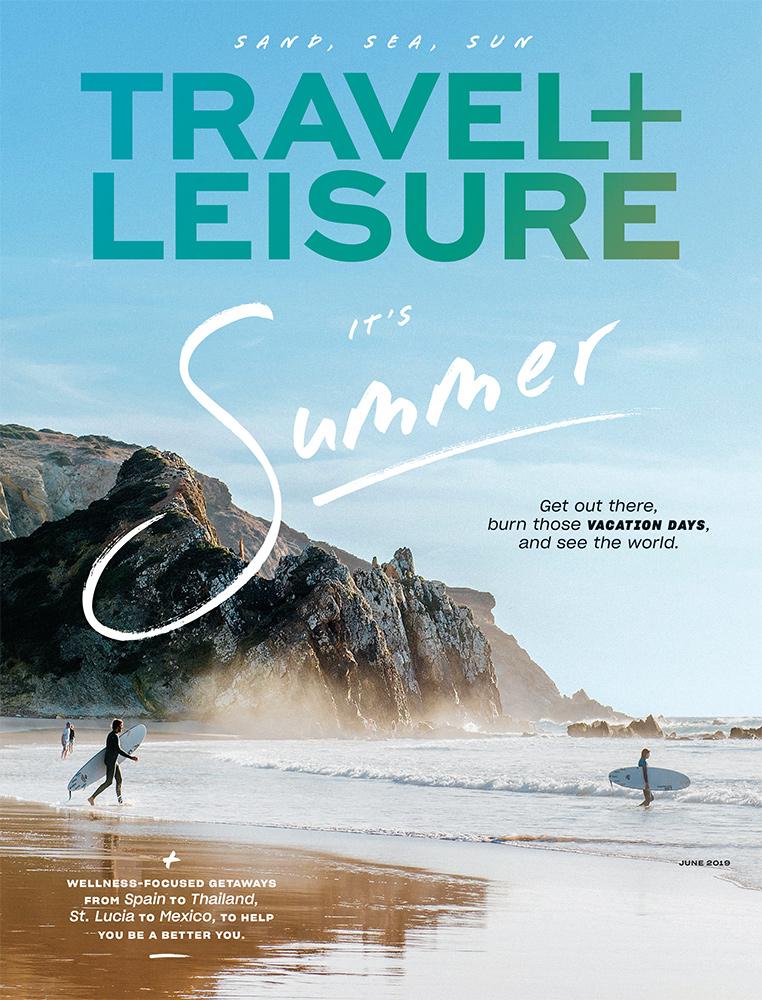 Algarve for Travel + Leisure