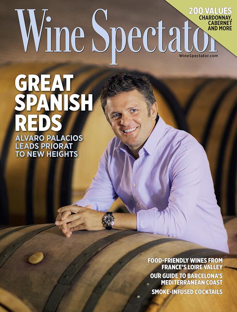 Priorat Wine Region for Wine Spectator