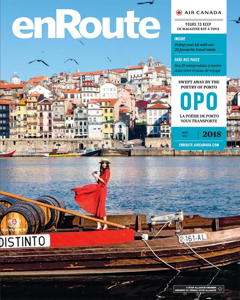 Porto for Enroute