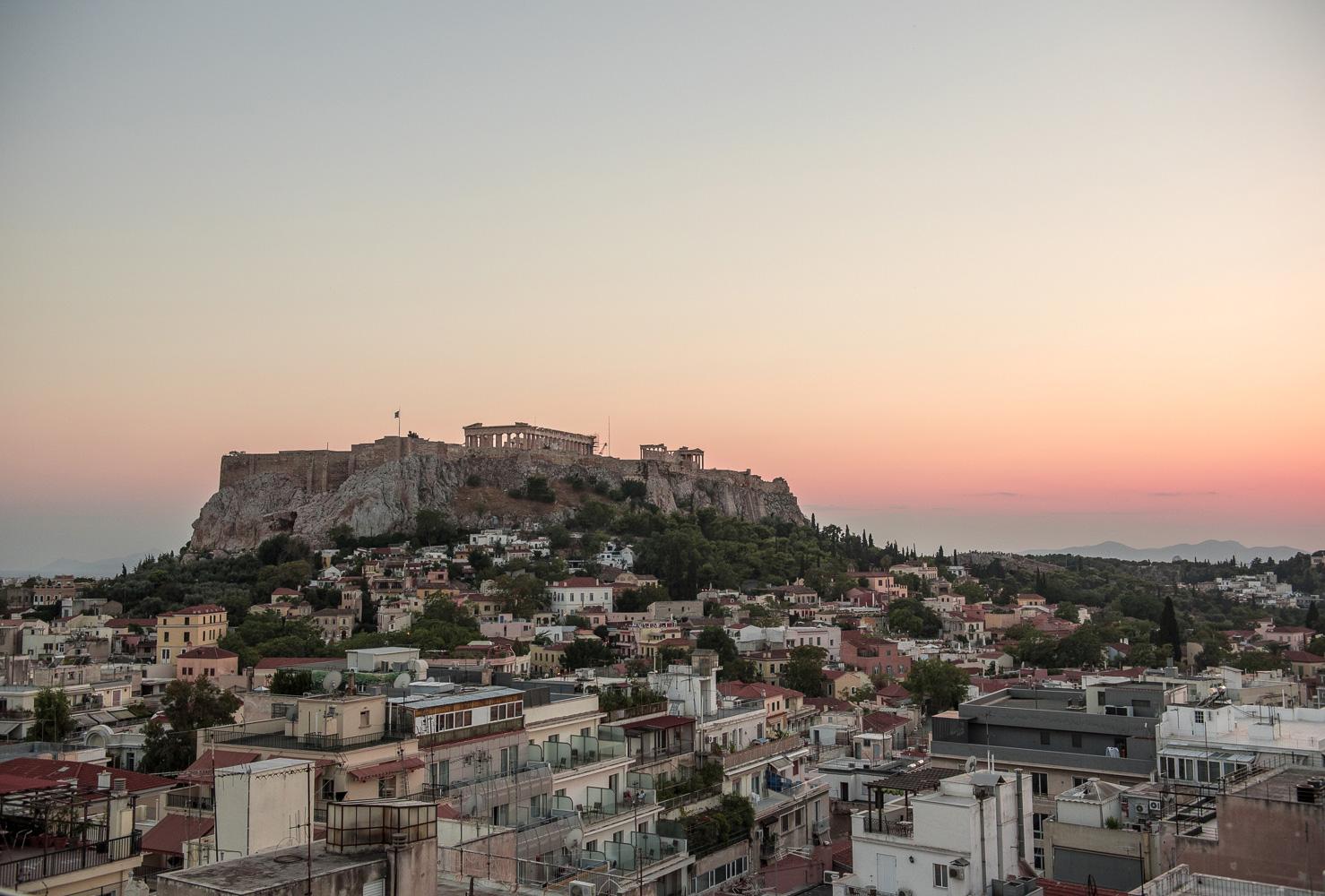Athens for Condé Nast Traveller UK