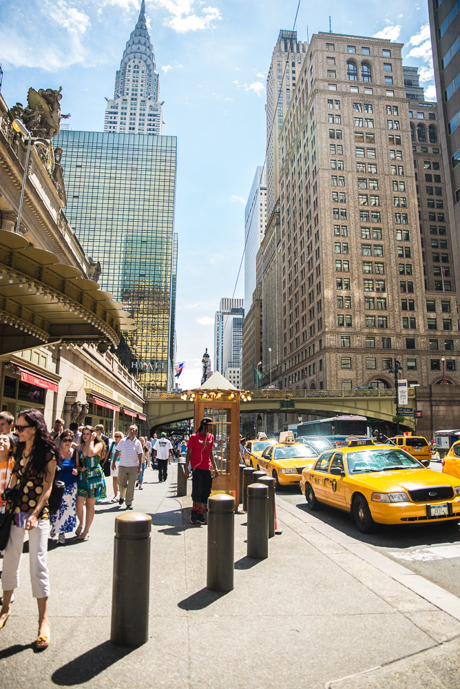 New York Foodie for Lonely Planet Traveller