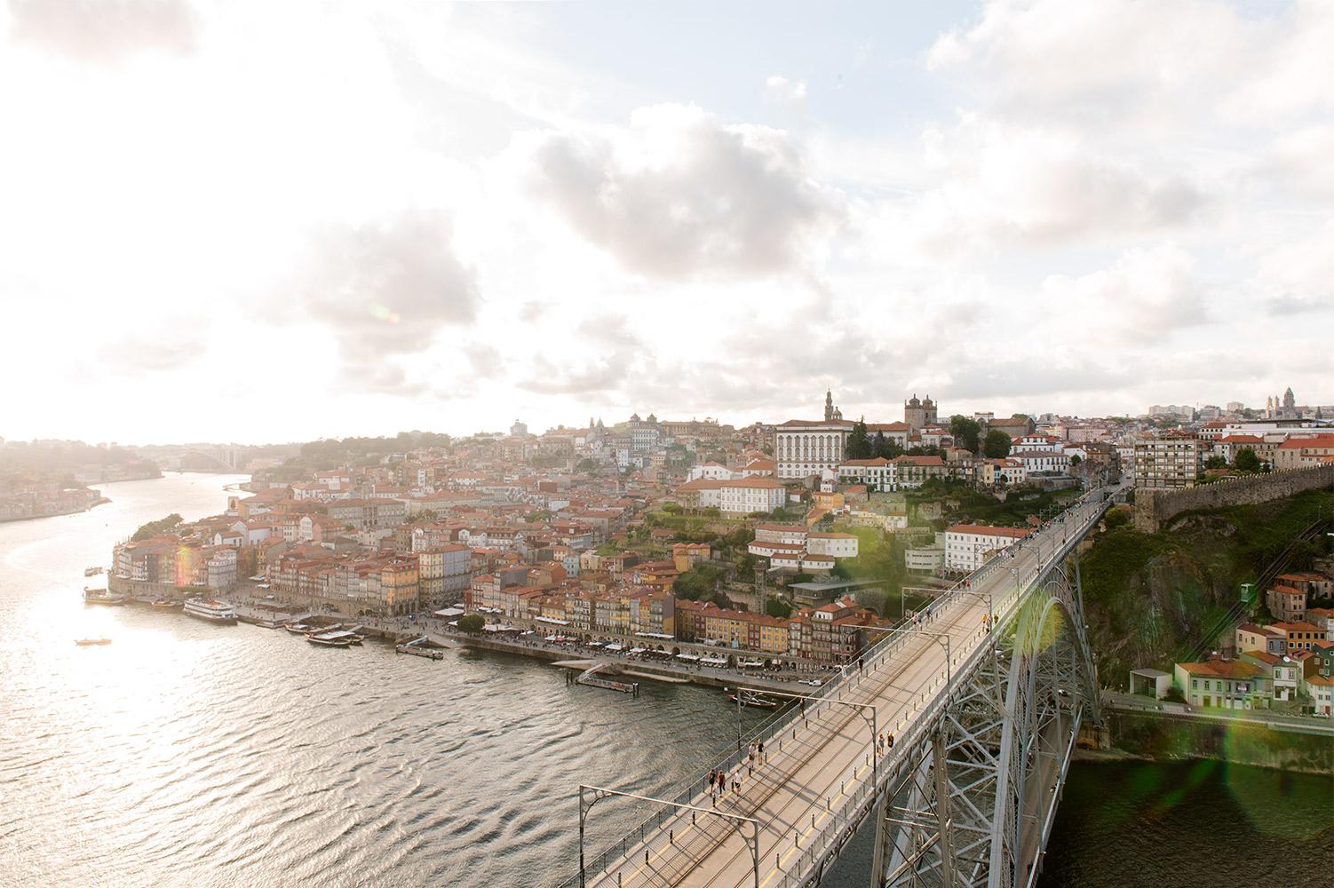 Porto for Wine Spectator