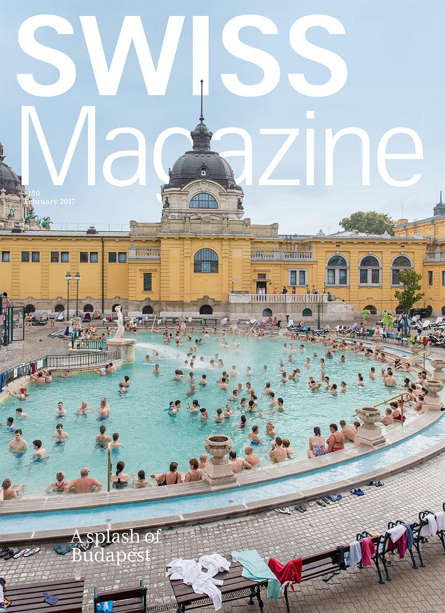 Budapest for Swiss