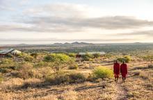 Tanzania, Masai Mara, Luxury Resort