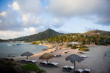Caribbean, Saint Barthélemy, Luxury Beach Resort, Hotel Photographer