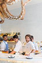 Portugal, Lisbon, Octopus, Seafood, Chef Kiko