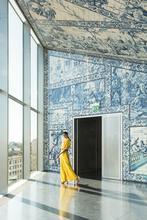 Portugal, Porto, Casa Musica, Model, Music