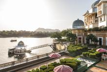 India, Udaipur, Leela Palace, Luxury Hotel and Resort, Travel and Leisure