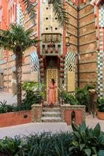 Spain, Barcelona, Casa Vixens, Design, Gaudi